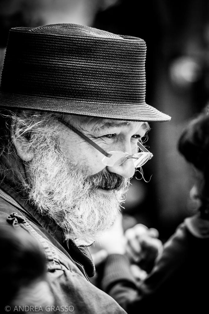 Anziano signore