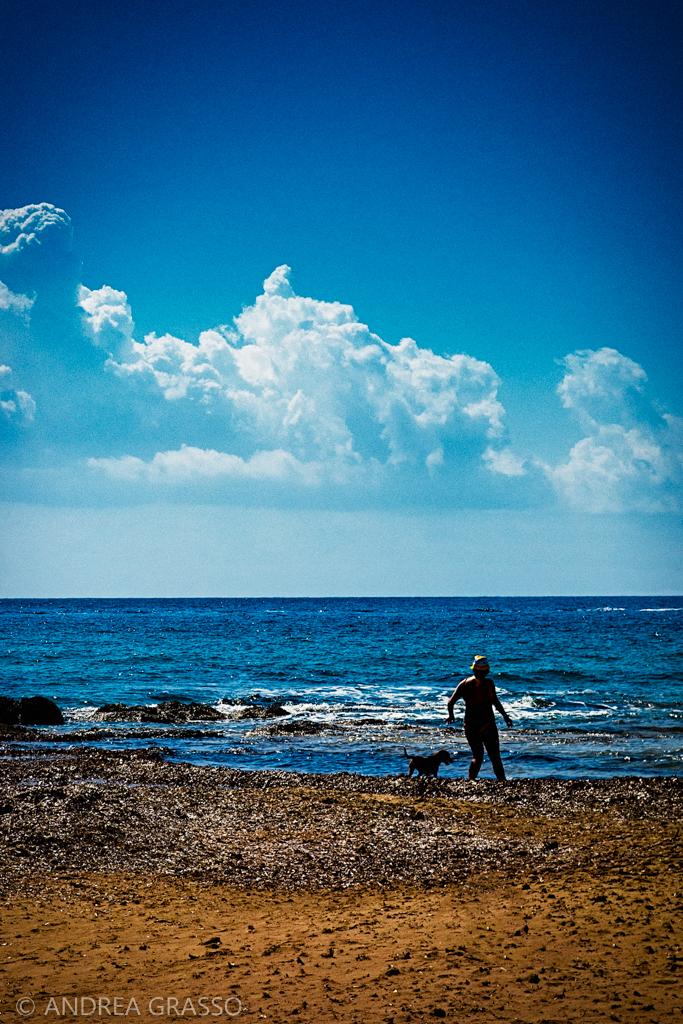 Terra, mare e cielo