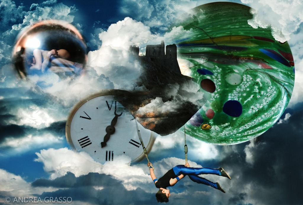Tic, tempo. Tac, spazio